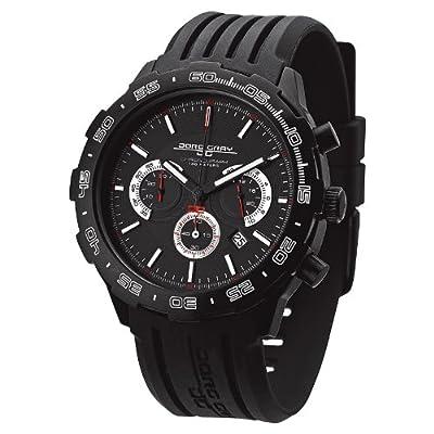 Jorg Gray JG1600-12 - Men's Watch, Chrono Mvt, Date Display