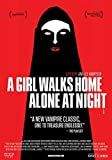 A Girl Walks Home Alone at Night 11 x 17 Movie Poster