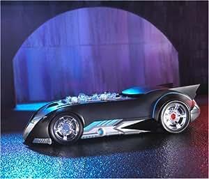 la voiture de batman batmobile exp exterme power mattel j1963 jeux et jouets. Black Bedroom Furniture Sets. Home Design Ideas