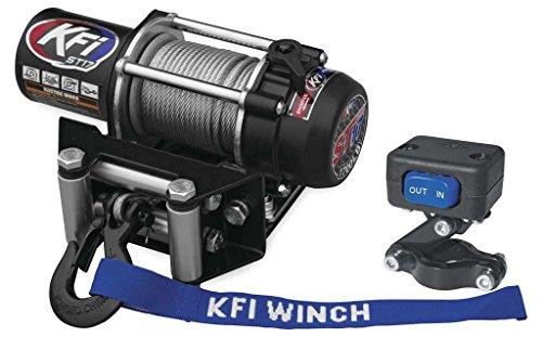 New-KFI-1700-lb-Winch-Model-Specific-Mounting-Bracket-1993-2000-Honda-TRX300-2x4-4x4-ATV
