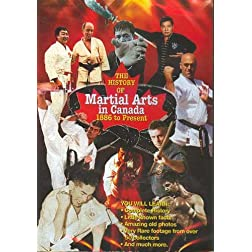The History of Martial Arts in Canada