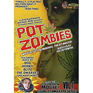 POT ZOMBIES - Make Your Own Damn Movie Young Filmmakers Series Vol. 1 movie