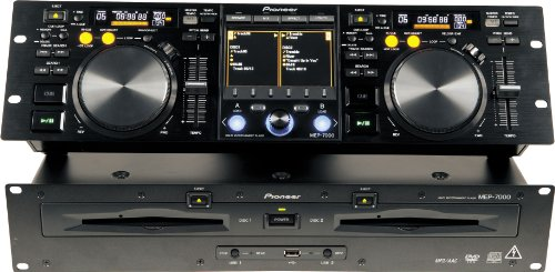 Buy Pioneer MEP-7000 Multi Entertainment Player
