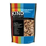 KIND Healthy Grains Clusters, Vanilla Blueberry With Flax Seeds, 11-Ounce Bags (Pack Of 3)