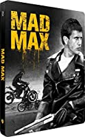 Mad Max [Blu-ray + Copie digitale - Édition boîtier SteelBook]