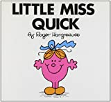 Roger Hargreaves Little Miss Quick (Little Miss Classic Library)