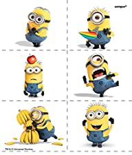 Despicable Me Tattoos, 24ct