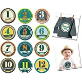 Sticky Bellies - Best Baby Shower Gift (Badge Boy)