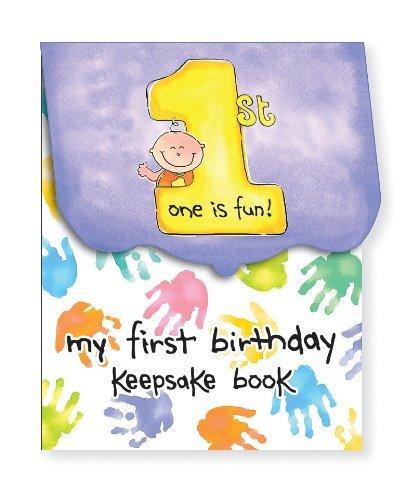 One Is Fun - The Cakes On Me - 1St Birthday Keepsake Registry (Pack Of 5)