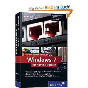 Bücher für Windows 7: Buch für Profis