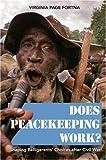 Does Peaceke..