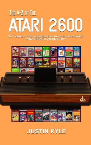 the-a-z-of-the-atari-2600-retro-gaming-a-z-book-1-english-edition