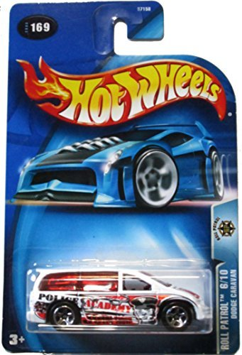 hot-wheels-2003-roll-patrol-dodge-caravan-169-on-card-variaton-by-hot-wheels