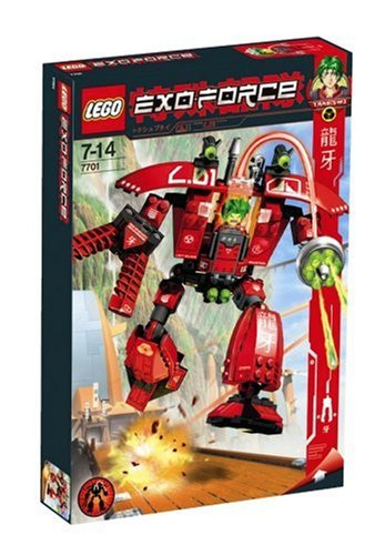 LEGO Exo-Force 7701: Grand Titan