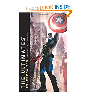 Tomorrow Men (The Ultimates) by Michael Jan Friedman