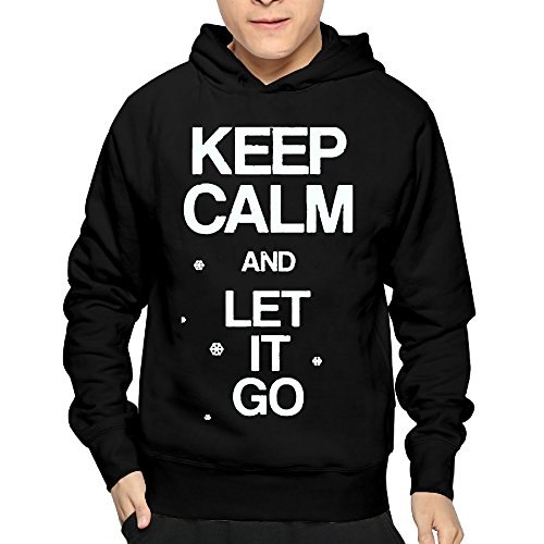 Lightweight 80's Juniors Male Let It Go Large Hoodies (Demi Lovato Piano Sheet Music compare prices)