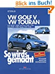 VW Golf V 10/03-9/08+VW Touran I 3/03...