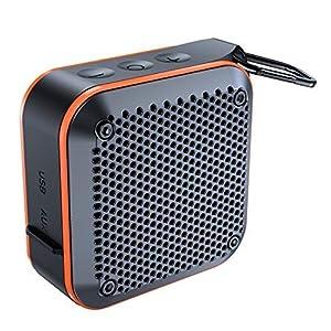 Bluetoothスピーカー ポータブルミニ ワイヤレス Bluetooth スピーカー IPX7防水防塵