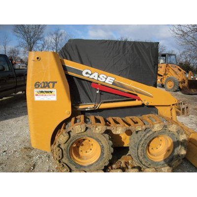 Equipment Caps Cover - Fits CASE CT/XT Skid Loader,