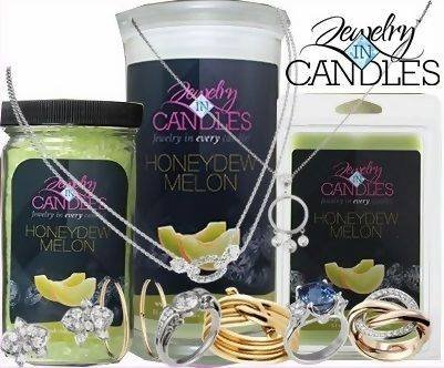 Jewelry Candles A Hidden Jewel Inside Every Candle