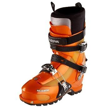 SCARPA Spirit 3 Alpine Boot,Orange,24.5 M Mondo / 5.5 M UK / 6.5 M US Men / 7.5 M US Women