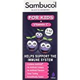 Sambucol 120ml Black Elderberry Liquid Extract for Kids