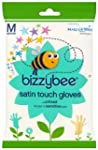 Bizzybee Satin Touch Rubber Gloves Me...