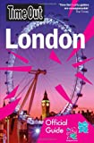 Cover of Time Out London 19th edition by Time Out Guides Ltd 1846702070