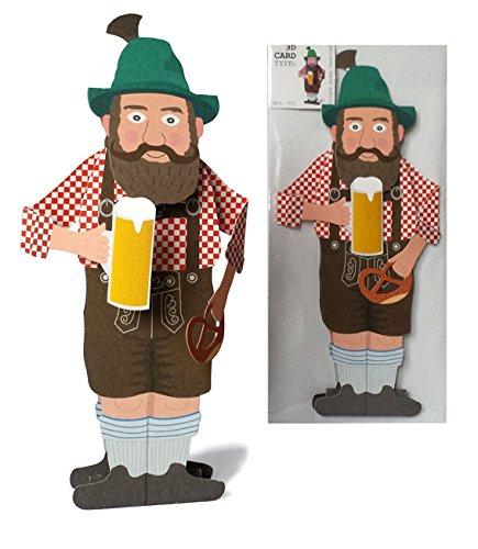 bayer-celebrar-oktoberfest-divertida-pop-de-up-3-d-tarjeta-de-tarjeta-plegable-con-un-bayern-en-piel