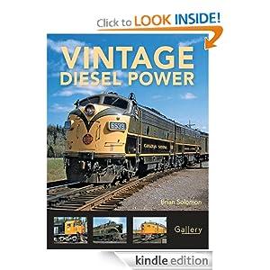 Amazon.com: Vintage Diesel Power eBook: Brian Solomon ...