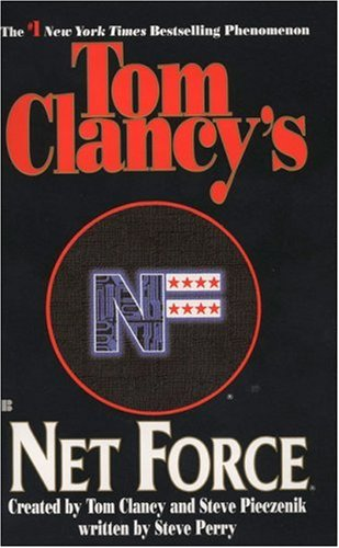 Image for Tom Clancy's Net Force 01: Virtual Vandals (Net Force)