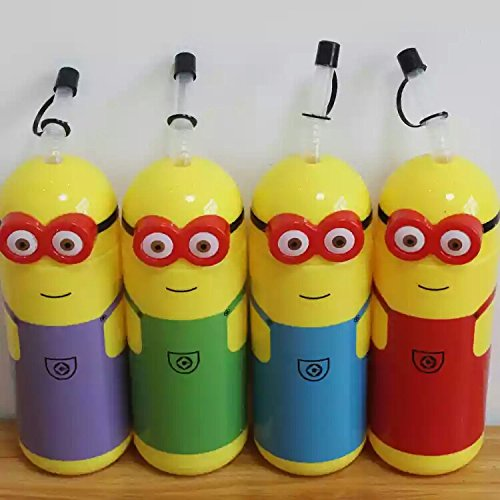 Satyam Kraft Return Gift Minion Sipper Birthday Gif Random Colour 1