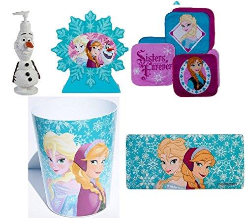 disney frozen bath accessories
