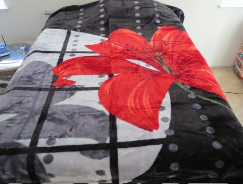 Red Rose Bedding front-1074061