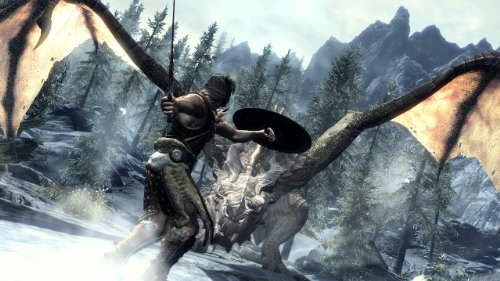The Elder Scrolls V : Skyrim 【CEROレーティング「Z」】[18歳以上のみ対象]