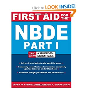 Download First Aid for the NBDE Part 1, Third Edition (First Aid Series) ebook