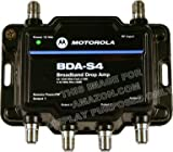 51t9ExrOWhL. SL160  Motorola Signal Booster 4 Port BDA S4 Cable Modem TV HDTV Amplifier