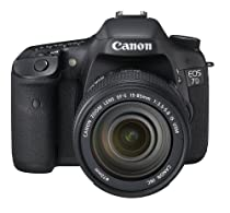 Canon EOS 7D SLR-Digitalkamera (18 Megapixel, 7,6 cm (3 Zoll) LCD-Display, LiveView, FullHD-Movie) inkl. EF-S 15-85mm IS USM LENS-KIT