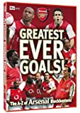Arsenal Fc: Greatest Ever Goals! [DVD]