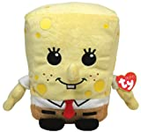 Ty Pluffies Spongebob