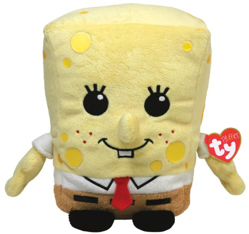Ty Pluffies Spongebob - 1