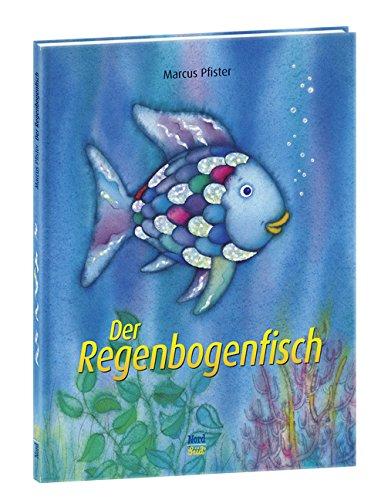 Der Regenbogenfisch Bastelidee Mit Vorlage Nordhessenmami De