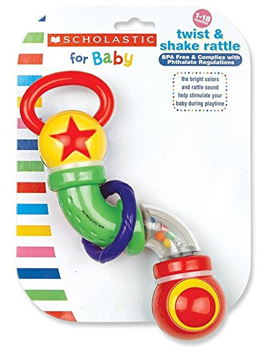 Scholastic Rattle, Twist and Shake - 1