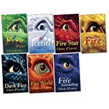The Fire Within Pack, 7 books, RRP £48.93 (Dark Fire; Fire Ascending; Fire Eternal; Fire Star; Fire World; Icefire; The Fire Within). Chris D'Lacey