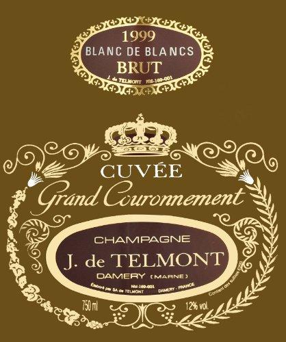 1999 J. De Telmont Blend - White Champagne 750 Ml