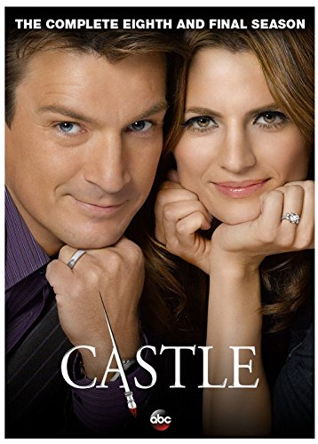 Castle: The Complete Eighth & Final Season [DVD] [Import]