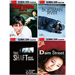 Global Lens - The Best of World Cinema - China Volume 2 - 4 DVD Collector's Edition
