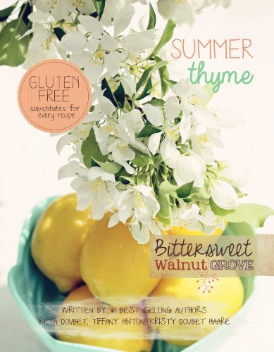 Summer Thyme (Bittersweet Walnut Grove Book 3) (Kristy Cook compare prices)