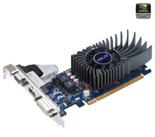 COMPUTING - Components - Graphics cards - GeForce GT 430 - 1 GB GDDR3 - PCI-Express 2.0 (ENGT430/DI/1GD3(LP))