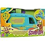 Scooby-Doo - 2400 - Figurine  - Véhicule Deluxe  -  Mystery Van  et Baril de  Gel